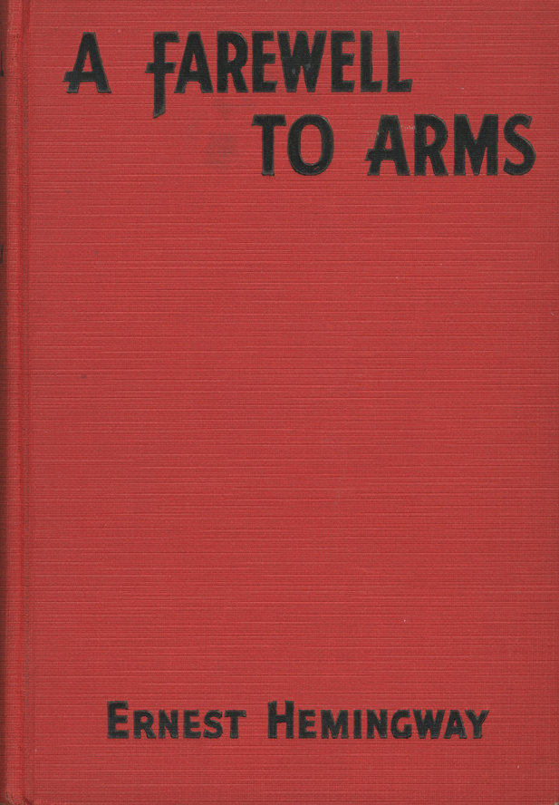 a farewell to arms analysis essay