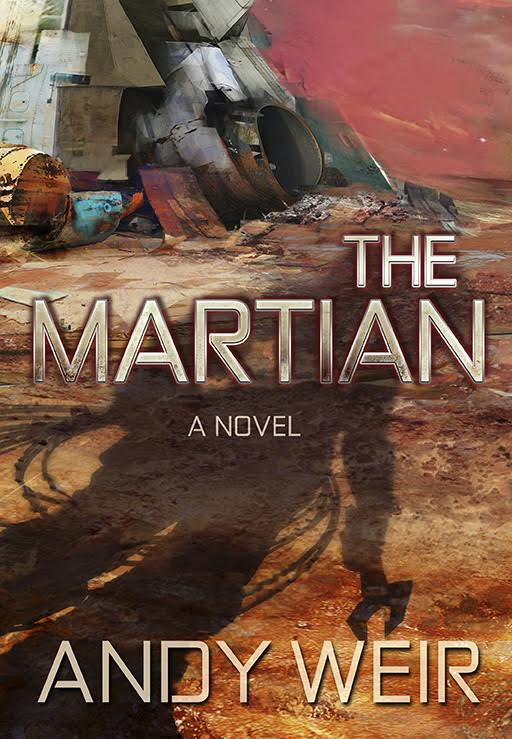 Image result for andy weir The Martian (2011)