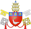 Pope Innocent X Coat of Arms