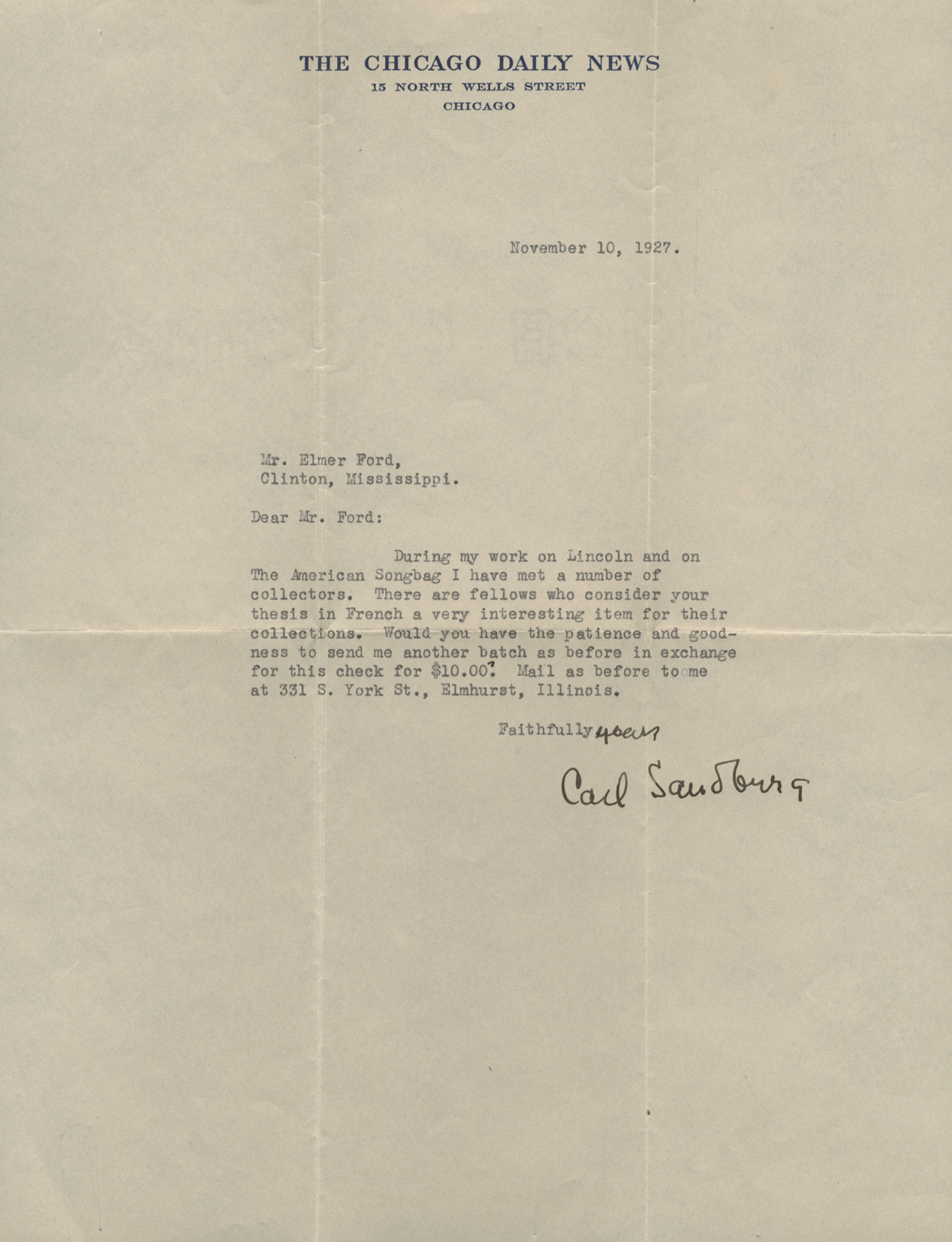 """chicago carl sandburg thesis """"chicago"""" by carl sandburg in the poem """"chicago"""", the poet carl sandburg uses personification, diction, and thesis/dissertation chapter."""