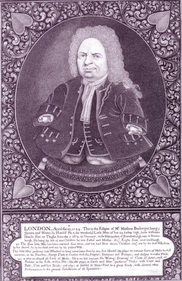 Matthias Buchinger - The Greatest German Living